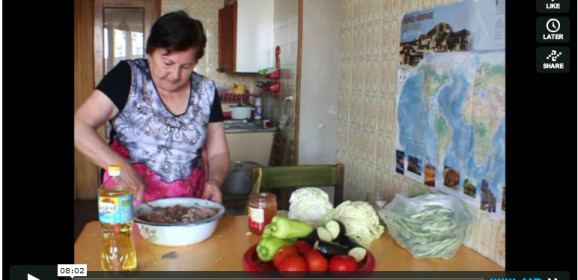 Cooking With Grandma (Armenia): Tolma