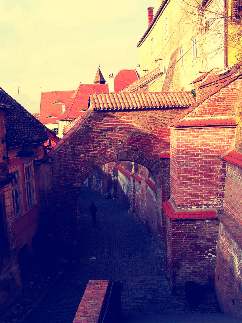 Sibiu, the place where Alex lives (Anastasia Karouti)