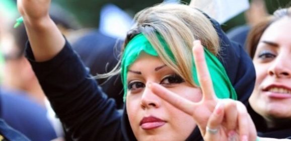 Freethinking Prisoners: Women in Iran