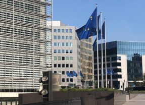 The European Quarter – international exchange point and power centre of the EU