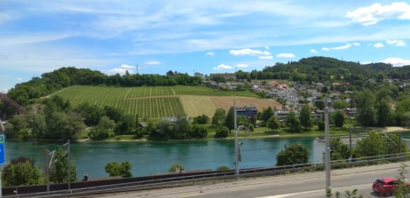 The marvels of Switzerland: Schaffhausen and the Rhine Falls